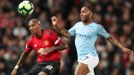 Guardiola: Manchester City must be calm in title chase after win at United