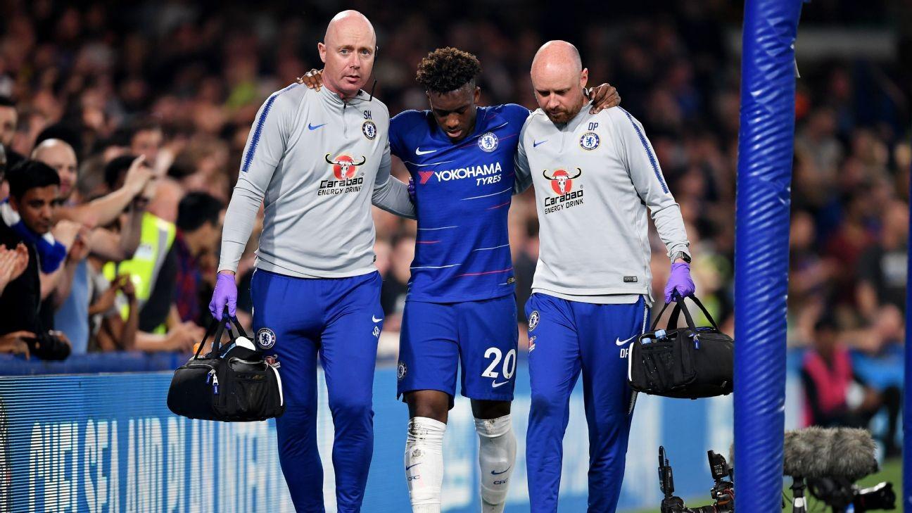 Hudson-Odoi to miss Nations League finals after Achilles surgery