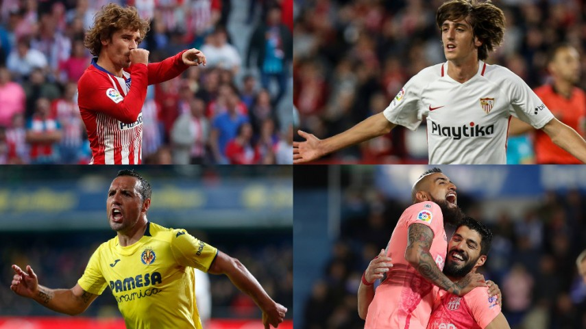 LaLiga Santander Matchday 34 in Numbers