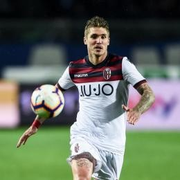 BOLOGNA loanee LYANCO ask the club on a permanent move