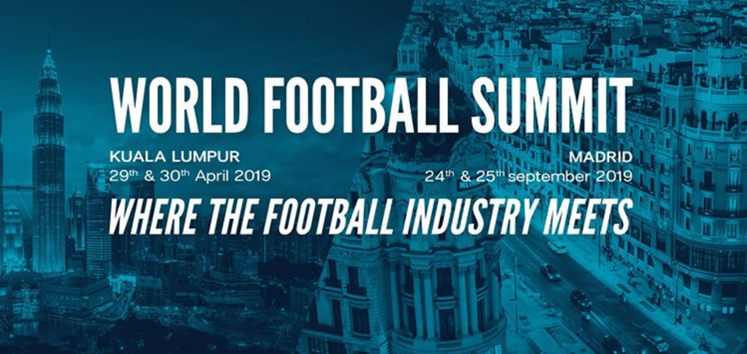 World Football Summit Asia, 'Where The Asian Football Industry Meets'