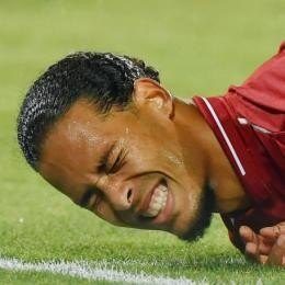 MAN. CITY - Eyes on Liverpool backline star VAN DIJK
