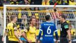 Dortmund's Reus banned two games for red vs. Schalke, Wolf three