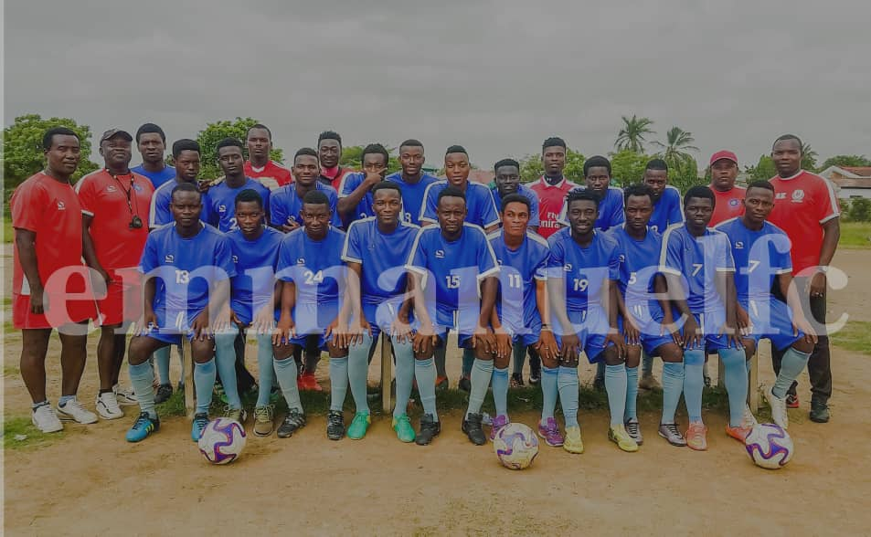 Jordan Anagblah Cup: Ernest Adiwoh rescues point for Emmanuel FC against Ausbort FC