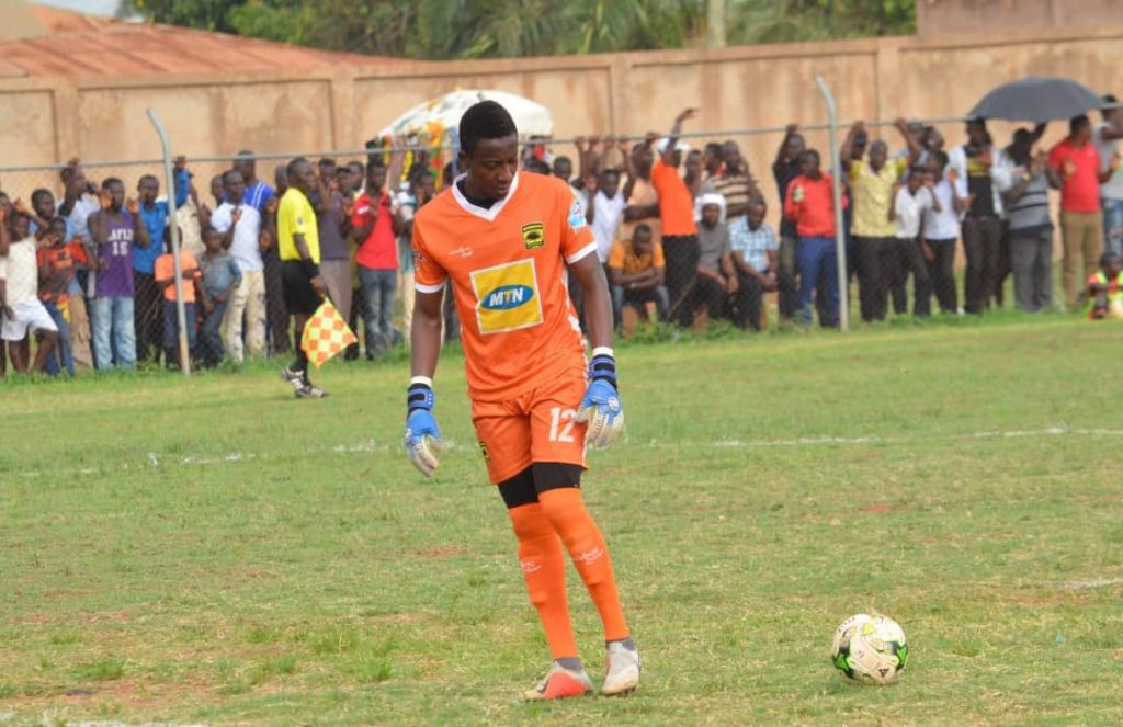 VIDEO: Maxwell Konadu insists Felix Annan is still Asante Kotoko first choice goalkeeper