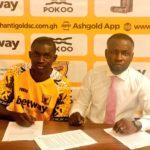 Ashantigold sign Ivorian defender Ibrahim Kalil Doumbia