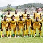 VIDEO: AshantiGold players in high spirit ahead of Berekum Chelsea clash