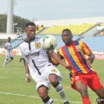 I was attacked with a knife by a fan- Ashantigold defender Richard Osei Agyeman