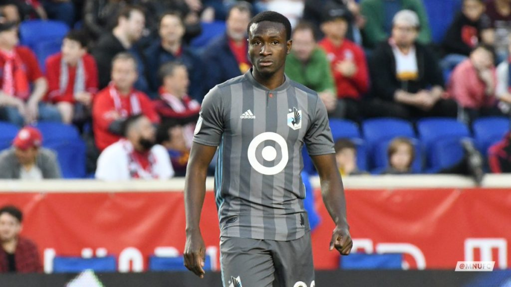 VIDEO: Minnesota United striker Abu Danladi scores dramatic late equalizer in MLS