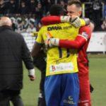 Sint-Truidense to count on Ghanaian forward Elton Acolatse ahead of Europa chasing clash against Eupen