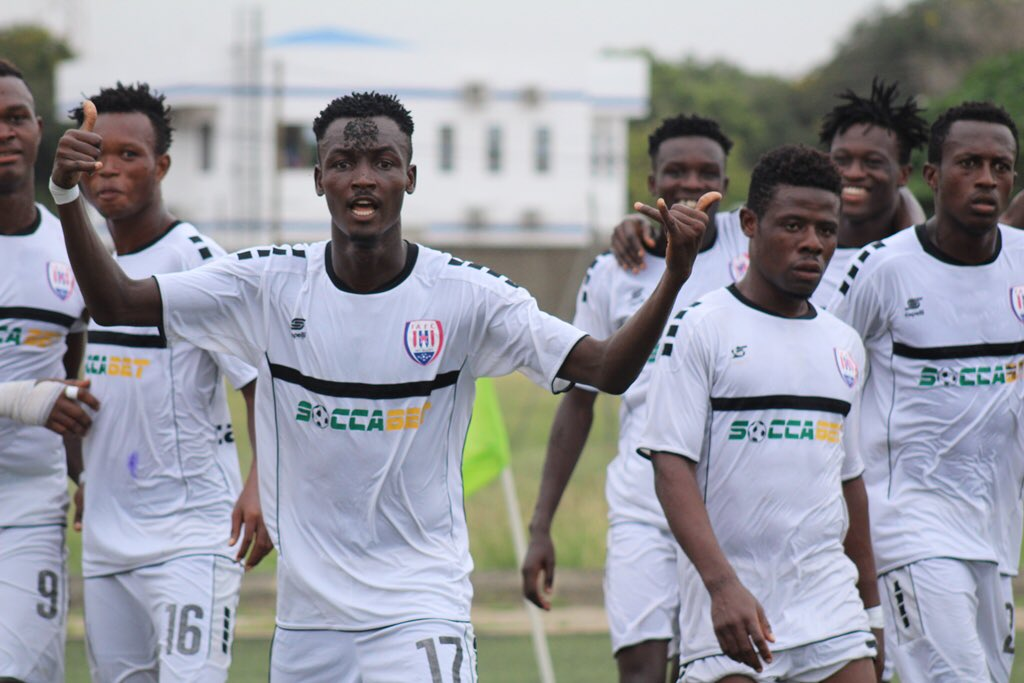 VIDEO: Inter Allies coach Umit Turmus vows to beat Hearts of Oak in Tema