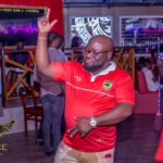 Gun-toting Asante Kotoko Policy Analyst Amo Sarpong banned from all football activities