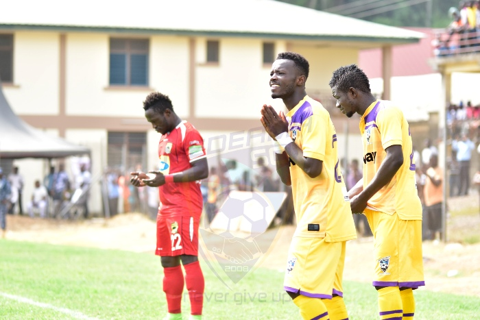 Medeama defender Samuel Appiah happy to score his first Premier League goal