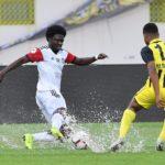 VIDEO: Ernest Asante scores 8th league goal in Al Jazira's comeback win