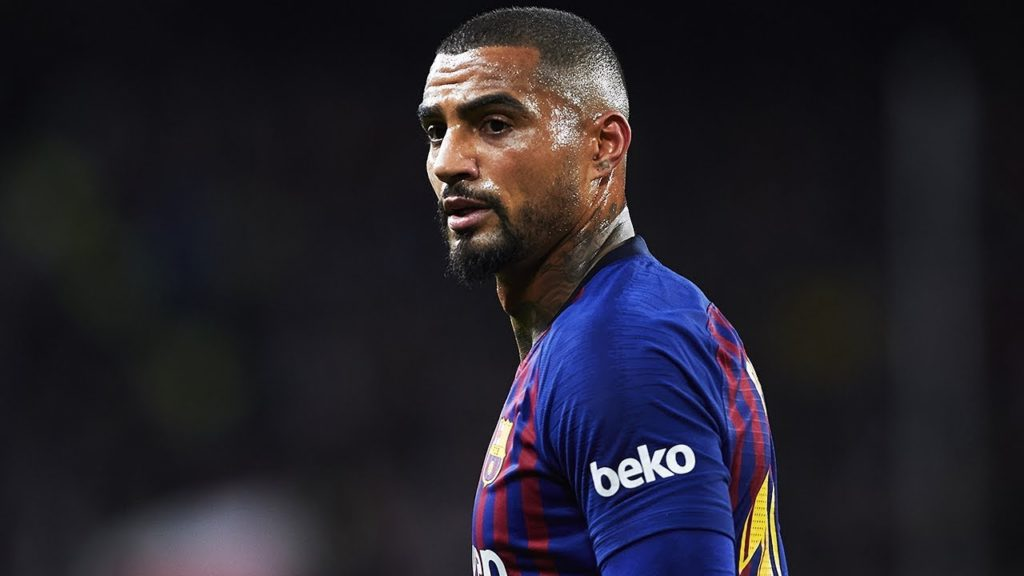 Kevin Prince Boateng omitted from Barcelona squad to face Deportivo Alaves tonight