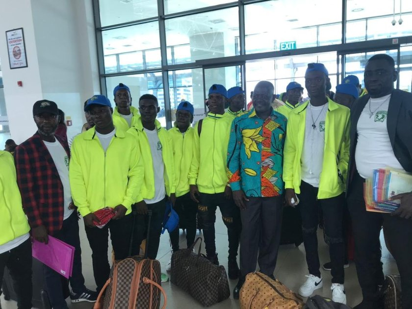 Bechem United U17 fly out to play in Dr  Pepper Dallas Cup