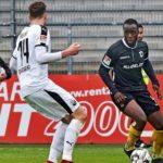 Dynamo Dresden midfielderErich Berko anticipates tough clash against leaders Cologne