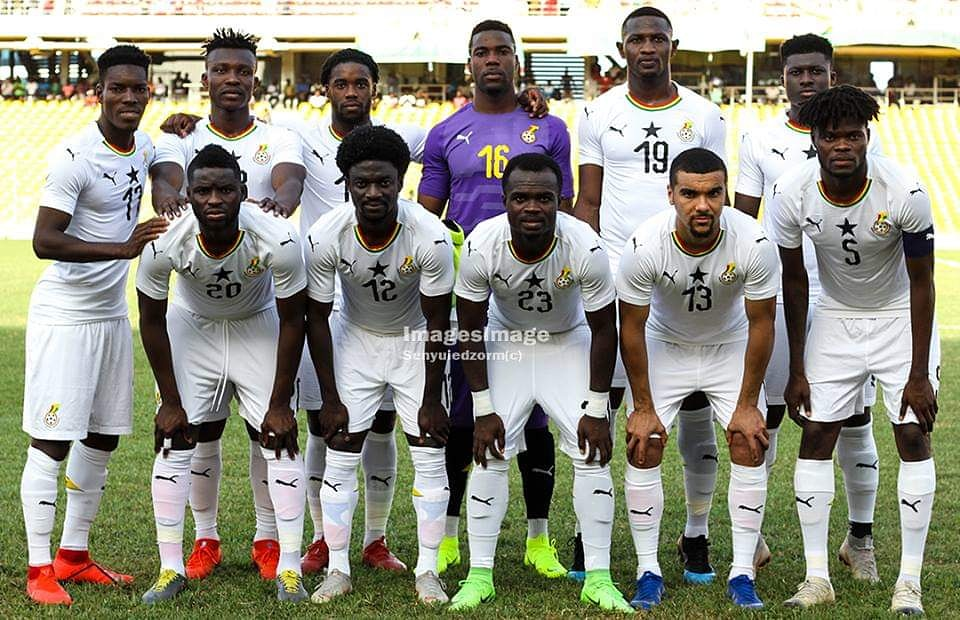 Nigeria book Ghana friendly ahead of 2019 Africa Cup of Nations