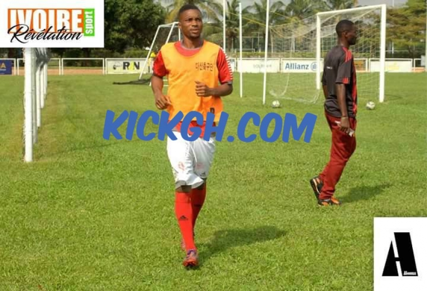 Ivorian striker Christian Bassole Boubou signs for Elmina Sharks