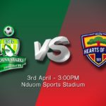 Re-Live: Elmina Sharks 1-0 Hearts- Special Competition