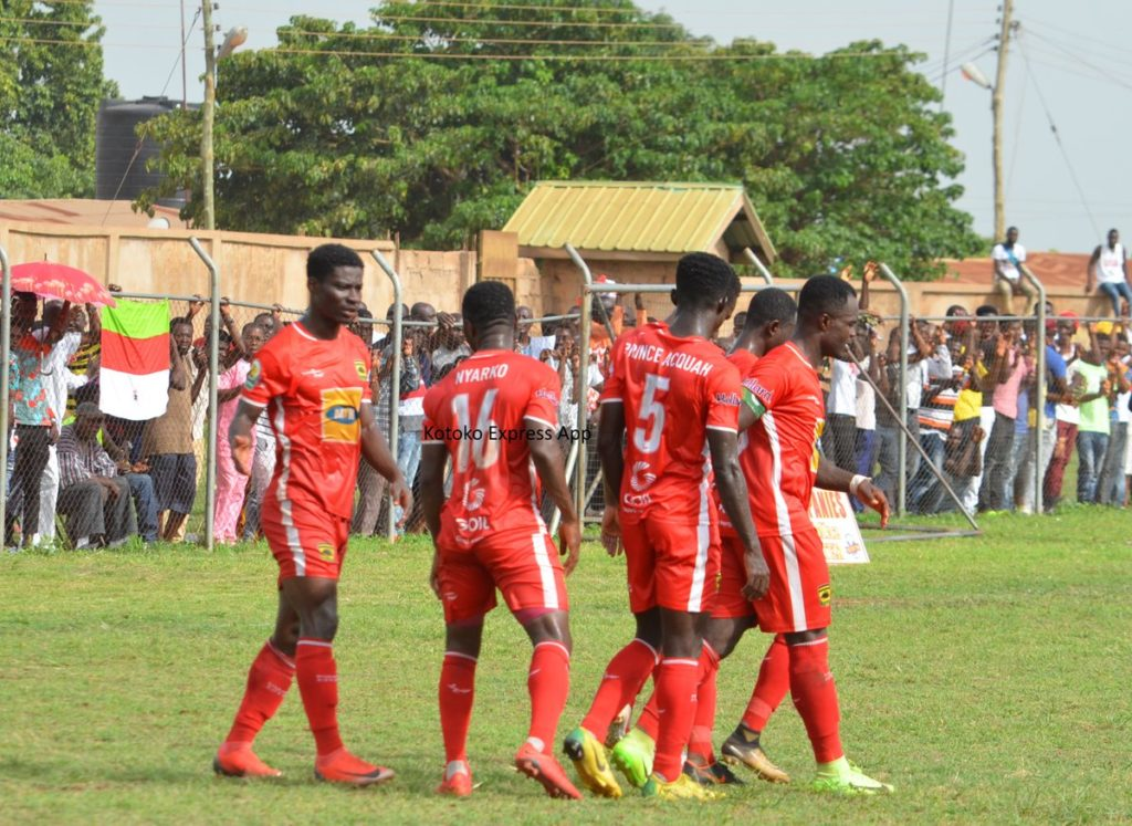 Special Competition: Eleven Wonders 0-3 Asante Kotoko - Porcupine Warriors return to winning ways