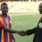 Special Competition: Hearts talisman Joseph Esso named Man of The Match in victory over Inter Allies