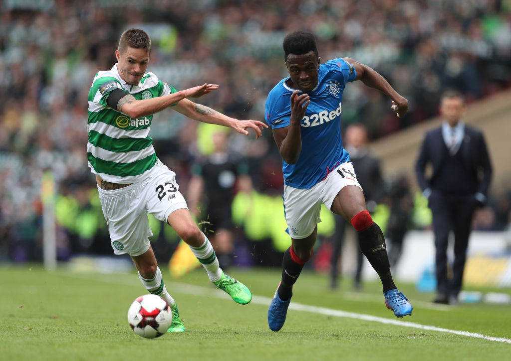 Joe Dodoo's future at Rangers on the rocks due to lack of goals