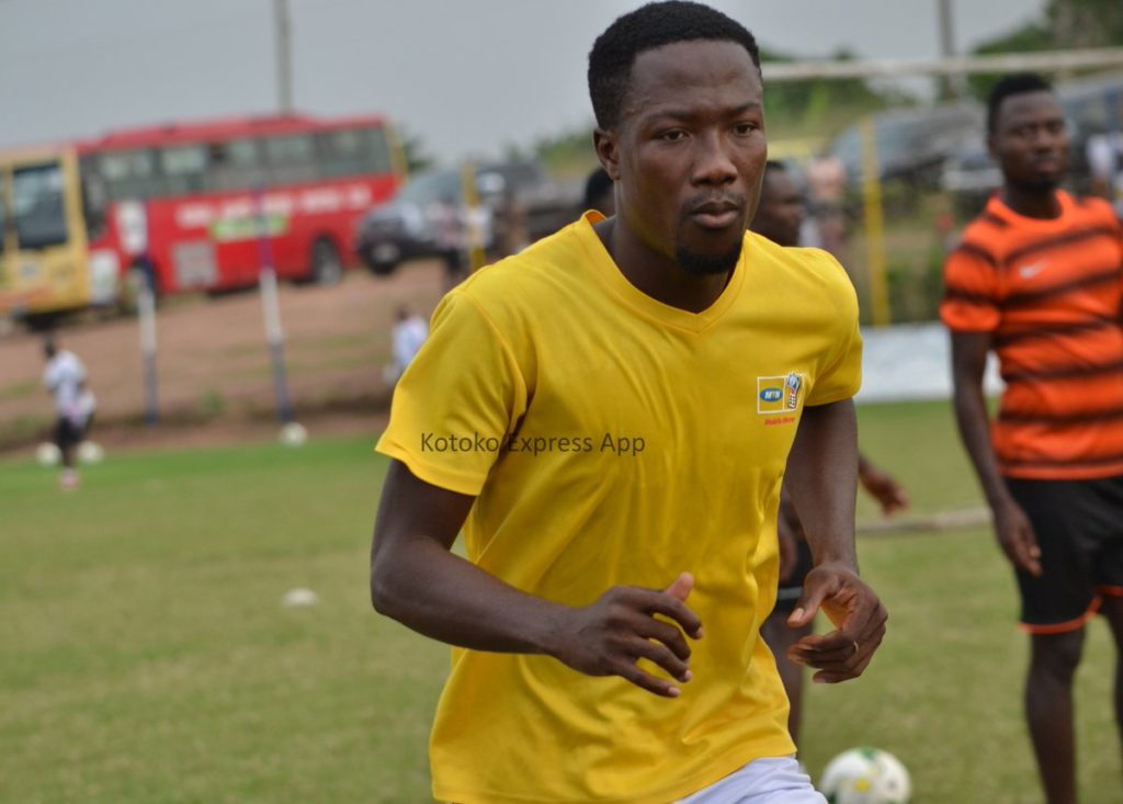 Asante Kotoko part ways with strikers Frederick Boateng and Abass Mohammed