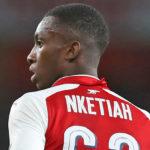 Arsenal U-23 forward Eddie Nketiah delighted to hit brace against Chelsea U-23