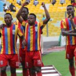 Special Competition: Hearts 2-1 Dwarfs- Joseph Esso brace sinks Crabs in Accra