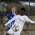Black Queens defender Edem Atorvor signs for Israeli club Maccabi Kishronot Hadera