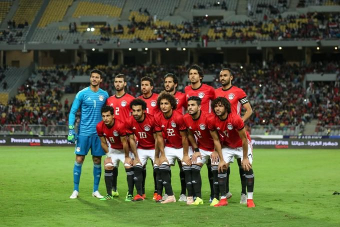 2019 Africa Cup of Nations-Egypt name provisional 25-man squad