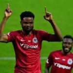 VIDEO: Substitute Benjamin Tetteh ends goal drought for Sparta Prague