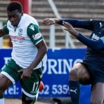 Ghana winger Thomas Agyepong wants to finish season with Hibernian on a high