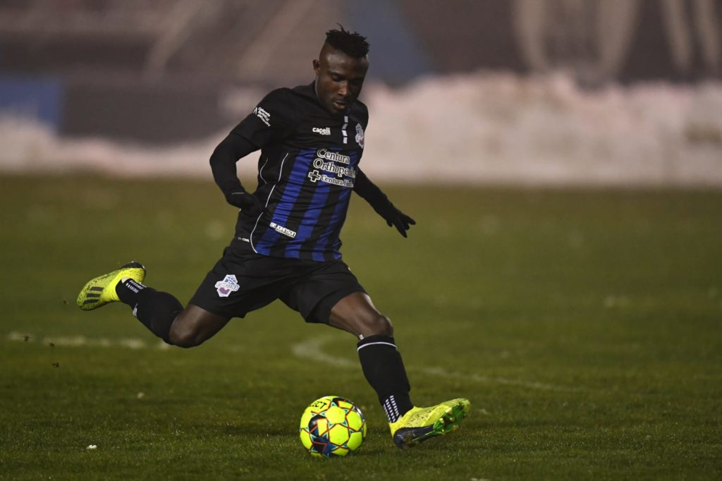 Ghana's Ibrahim Yaro shines in Switchbacks 2-2 stalemate against Portland Timbers
