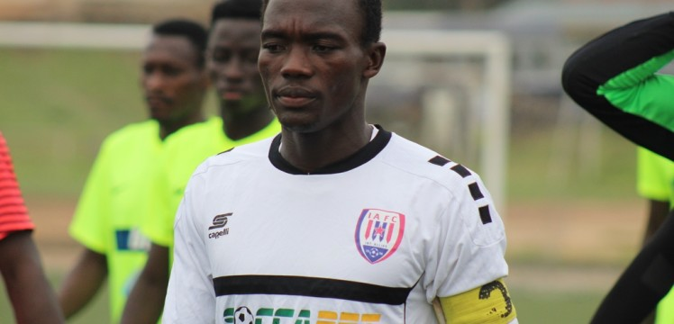 Special Competition: Inter Allies captain Michael Otou expects change in fortunes ahead of Hearts clash