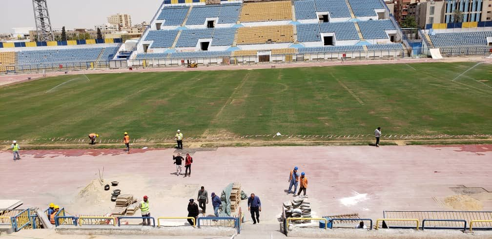 2019 Africa Cup of Nations: Ghanaian officials inspect facilities at venue base in Ismailia