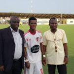 WAFA teenager Jamal Haruna bags third Man of the Match award in win over Dwarfs