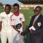 Special Competition: WAFA kid Jamal Haruna wins Man-of-the-Match in Karela win
