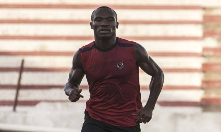 2019 Africa Cup of Nations: Misr El Makasa striker John Antwi feels top form should earn him Ghana call-up