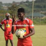 Special Competition: Asante Kotoko boosted by return of Kwame Bonsu from injury ahead of Ashantigold clash