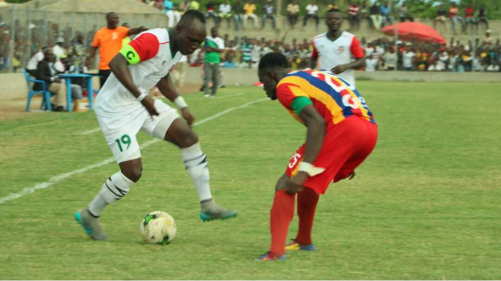 Special Competition: Hearts of Oak suffer second successive loss against Karela United