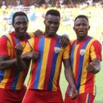 Kojo Obeng Jnr. eyes Africa qualification with Hearts of Oak