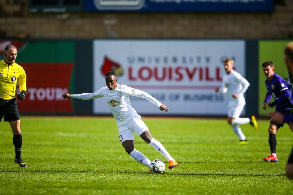 USL Championship: Prosper Kasim scores debut goal as Birmingham Legion secure first win