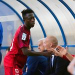 Ghana youth midfielder Emmanuel Kumah debuts in Polish League for Wisla Krakow