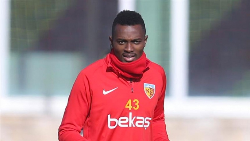Kayserispor midfielder Bernard Mensah nears full fitness ahead of AFCON 2019