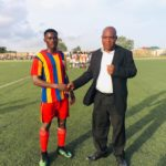 Michelle Sarpong reveals loving life at Hearts of Oak