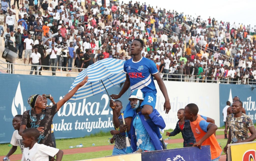 Michael Sarpong the hero as Rayon Sports pip leaders APR in Rwandan top-flight