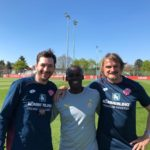 Michael Osei on coaching attachment at Bundesliga side Mainz 05