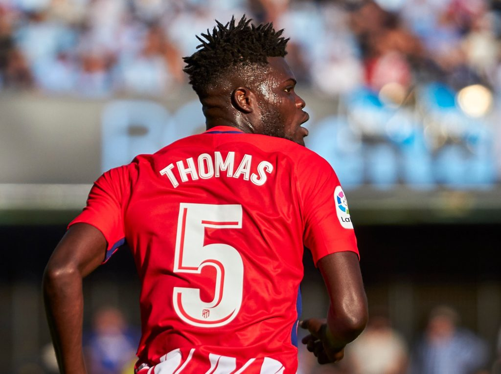 Manchester United prepared to pay €50m release clause to sign Thomas Partey